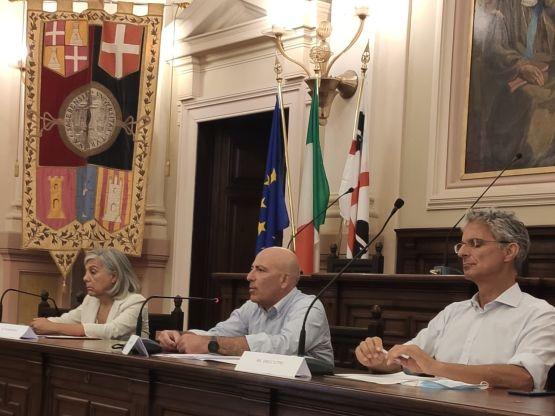 Rossella Filigheddu, Massimo Carpinelli, Massimo dell'Ultri
