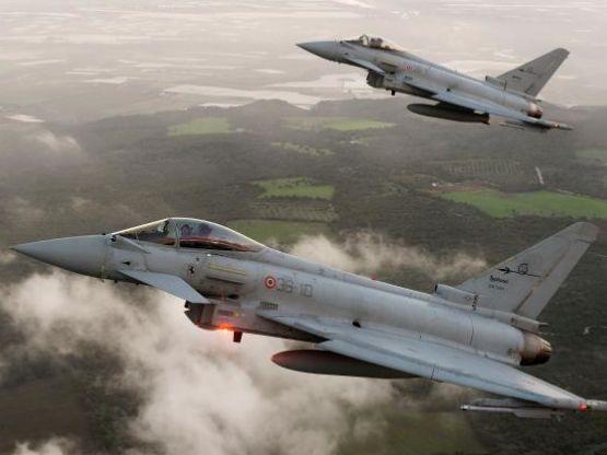 Eurofighter Typhoon, foto © 2020 Leonardo S.p.A.