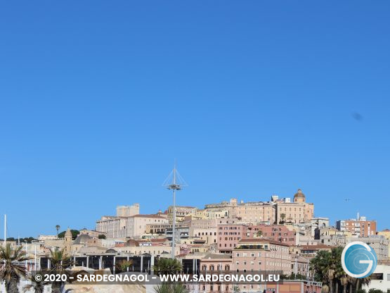 Turismo, Città di Cagliari, foto Sardegnagol