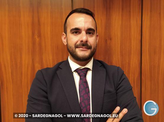 Alessandro Solinas, Foto Sardegnagol, riproduzione riservata, 2020 Gabriele Frongia