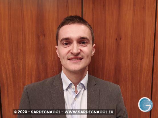 Michele Ciusa, foto Sardegnagol riproduzione riservata, 2020 Gabriele Frongia
