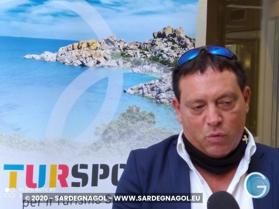 Alessandro Nuccorini, foto Sardegnagol riproduzione riservata