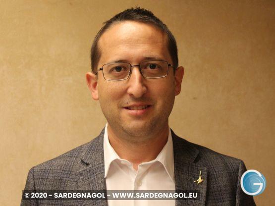 Dario Giagoni, foto Sardegnagol riproduzione riservata
