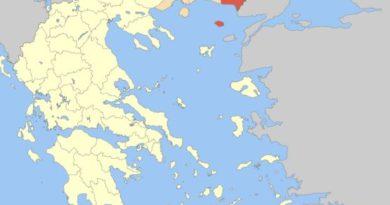 Confine Grecia-Turchia, foto Pitichinaccio