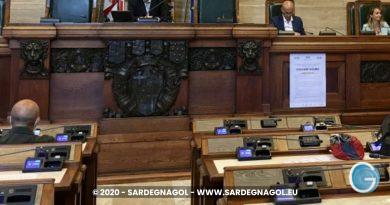 Presentazione in Consiglio comunale