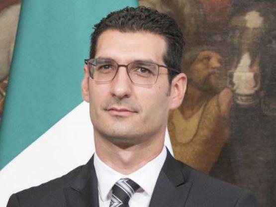 Giuseppe L'Abbate, foto Governo.it