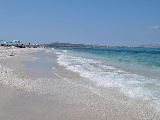 Spiaggia delle Saline, Stintino