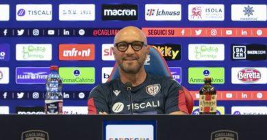 Walter Zenga, foto Valerio Spano, ufficio stampa Cagliari Calcio