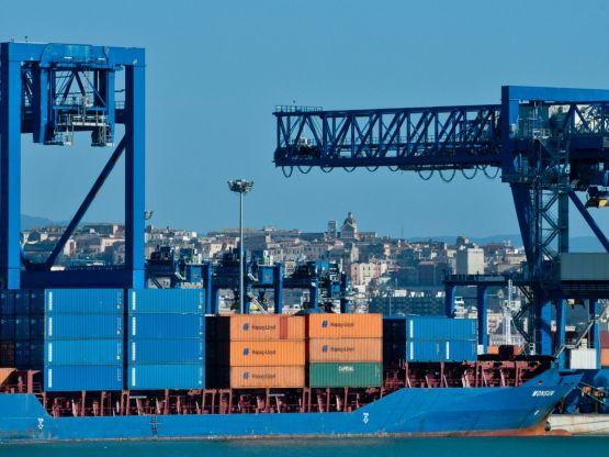 Porto Canale, foto AdSP del Mare di Sardegna