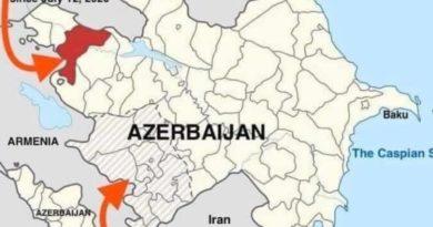 Area degli scontri Armenia-Azerbaigian, foto Ambasciata