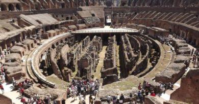 Colosseo, Foto di Claudia Peters da Pixabay