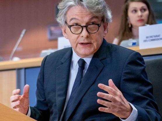 Thierry Breton, foto europarl.europa.eu