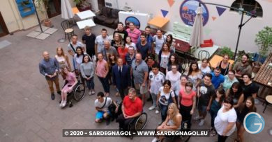 Volontariato in Sardegna, foto Sardegnagol riproduzione riservata