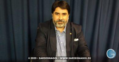 Christian Solinas, foto Sardegnagol riproduzione riservata, 2020 Gabriele Frongia