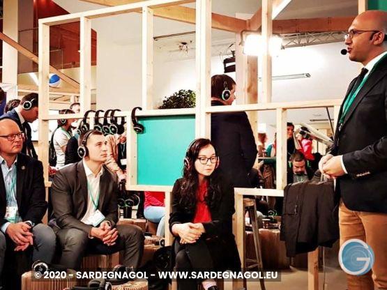 Incontro innovazione, foto Sardegnagol riproduzione riservata