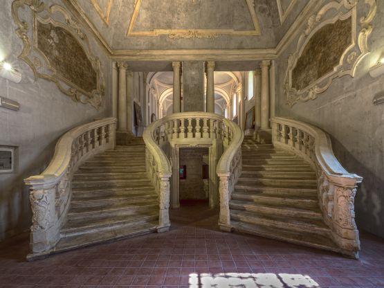 Abbazia di Santo Spirito al Morrone, foto Copyright 2020, Ministero per i beni e le attività culturali e per il turismo