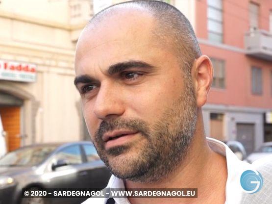 Aldo Salaris, Foto Sardegnagol, riproduzione riservata, 2020 Gabriele Frongia