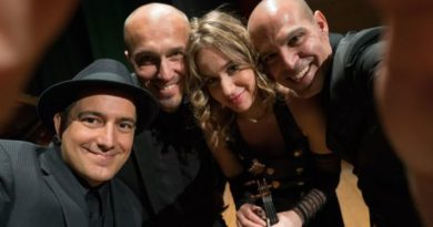 Anna Tifu tango quartet