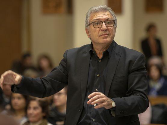 Donato Sivo, foto Priamo Tolu