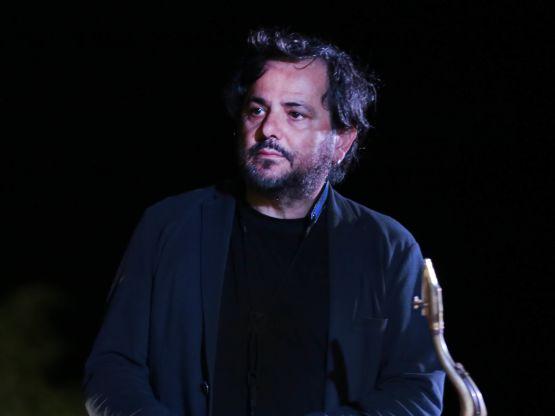 Enzo Favata, foto Gabriele Doppiu