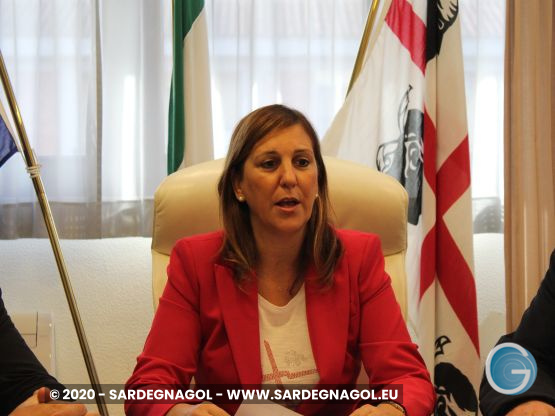 Alessandra Zedda, Foto Sardegnagol, riproduzione riservata, 2019 Gabriele Frongia