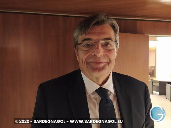 Gianfranco Ganau, foto Sardegnagol riproduzione riservata