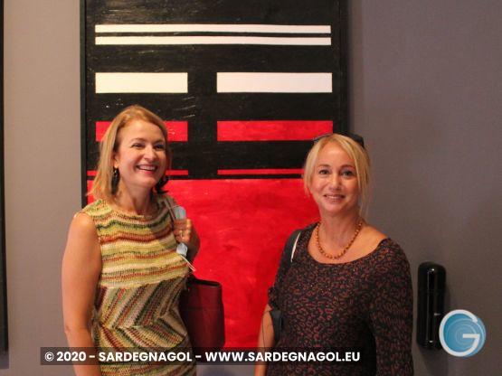 Antonella Delle Donne, Paola Piroddi, foto Sardegnagol riproduzione riservata
