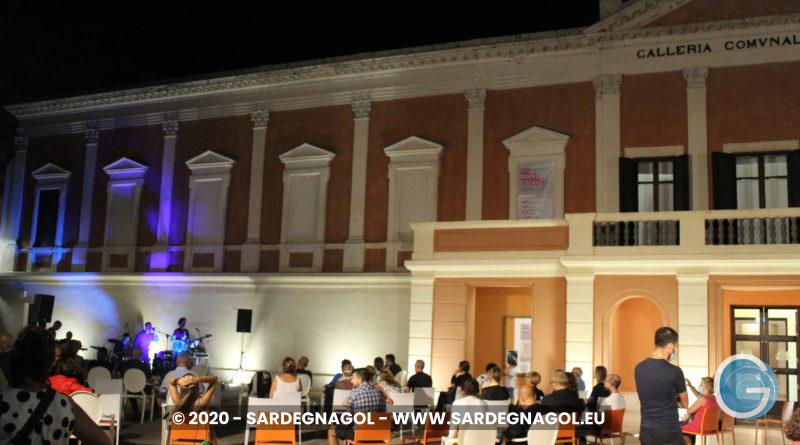 Galleria Comunale d'Arte, foto Sardegnagol riproduzione riservata, anno 2020 Gabriele Frongia