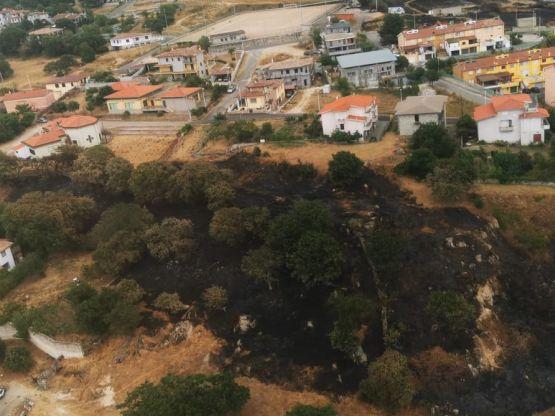 Incendio 3 agosto 2020