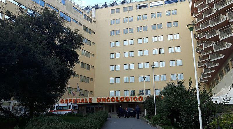 Ospedale Armando Businco, foto Pietro Di Fontana