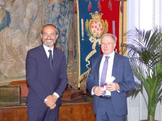 Paolo Truzzu, Gianfranco Tomao