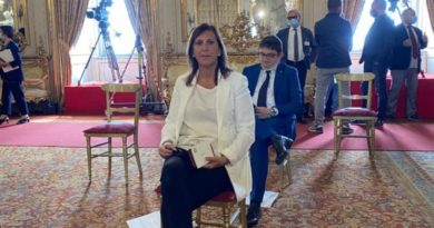 Alessandra Zedda, foto Regione Sardegna