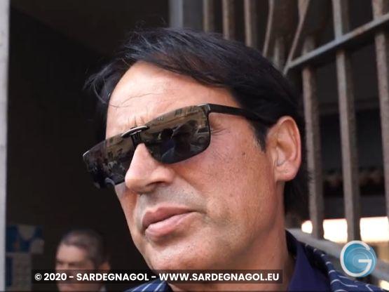 Franco Mula, foto Sardegnagol riproduzione riservata, 2020 Roberto Dessi