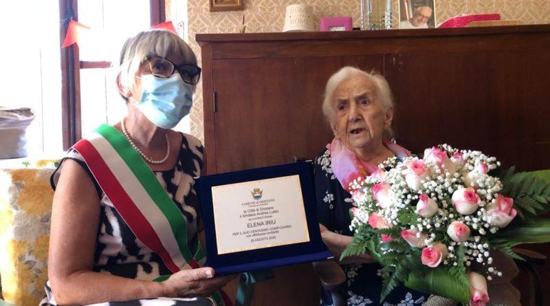l'assessore Dora, Elena Iriu