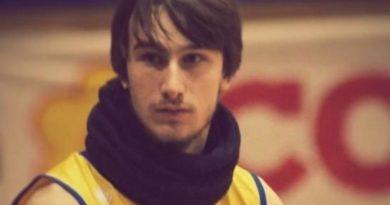 Alex Rovatti, foto Dinamo