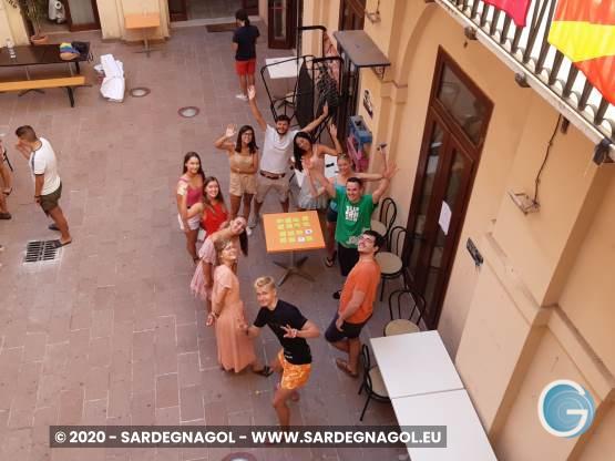 Mobilità giovanile, foto Sardegnagol riproduzione riservata