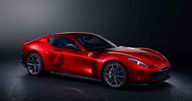 Ferrari Omologata, foto Ferrari Spa