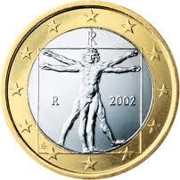 moneta da 1 Euro, fonte http://www.xoomer.virgilio.it/
