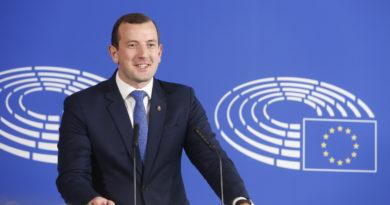Virginijus Sinkevičius © European Union 2019 Source: EP/ foto Alexis Haulot