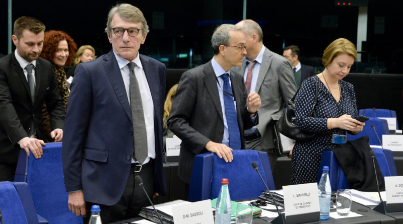 Copyright© European Union 2020 - Source : EP Michel CHRISTEN