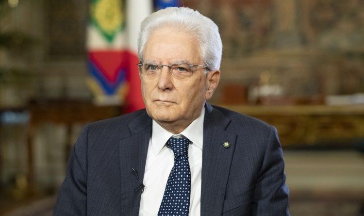 Sergio Mattarella, foto quirinale.it
