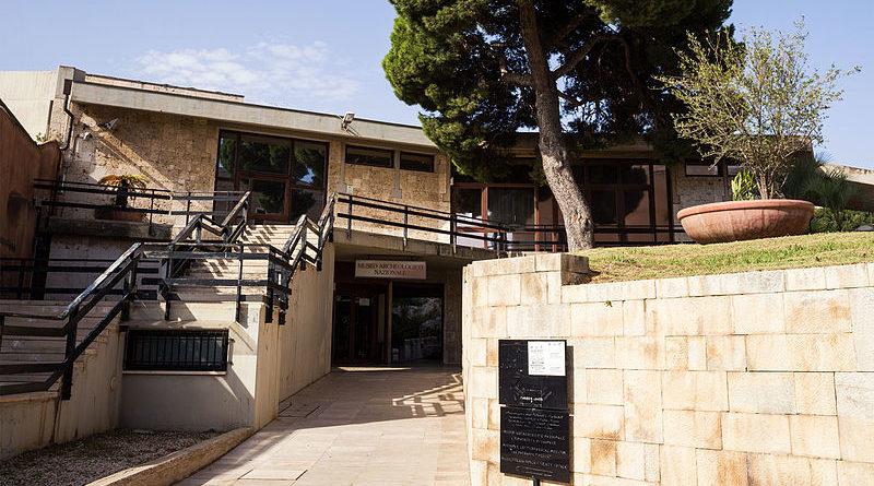 Museo Archeologico di Cagliari, foto Unukorno licenza commons wikipedia