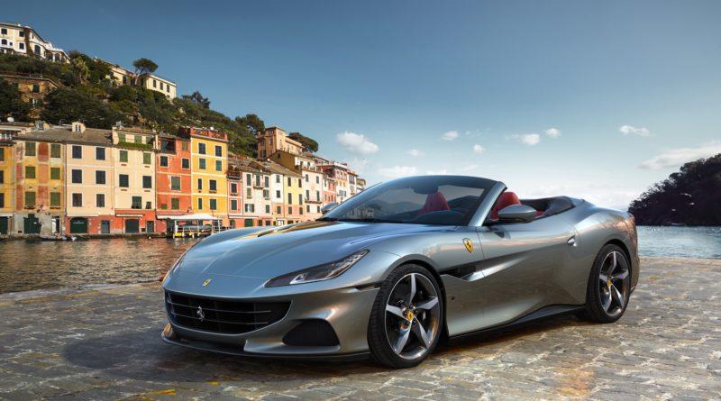 Ferrari Portofino M, foto Ferrari SpA