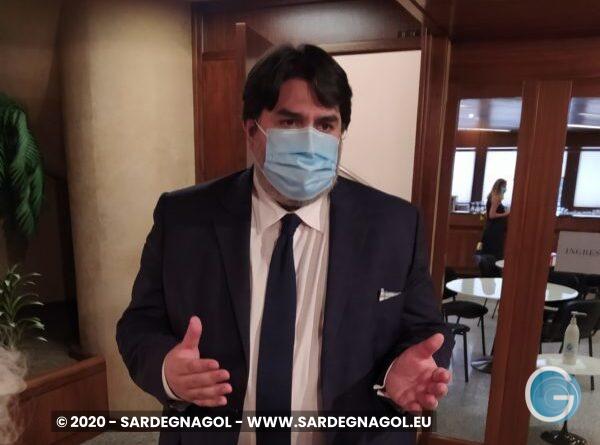 Christian Solinas, foto Sardegnagol riproduzione riservata, anno 2020 Gabriele Frongia
