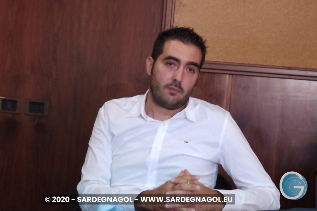 Eugenio Lai, foto Sardegnagol riproduzione riservata, 2020 Gabriele Frongia