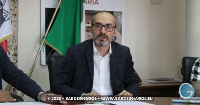 Paolo Truzzu, foto Sardegnagol riproduzione riservata, anno 2020 autore Roberto Dessì
