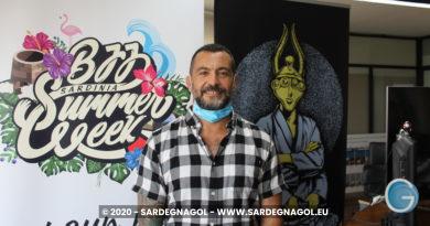 Daniele Pisu, Bjj Summer Week, foto Sardegnagol riproduzione riservata, anno 2020 autore Roberto Dessì