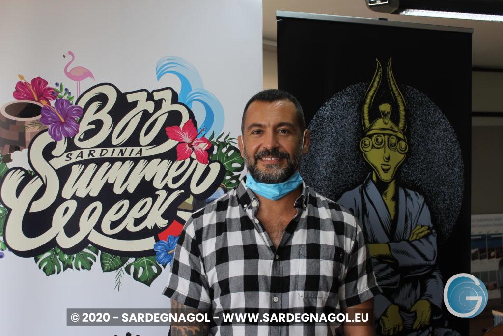 Daniele Pisu, BJJ Summer week, foto Sardegnagol riproduzione riservata