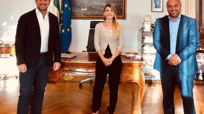 Vincenzo Spadafora, Lucia Abbinante, Domenico De Maio