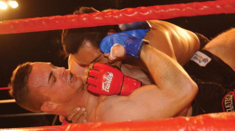 Combattimento di MMA